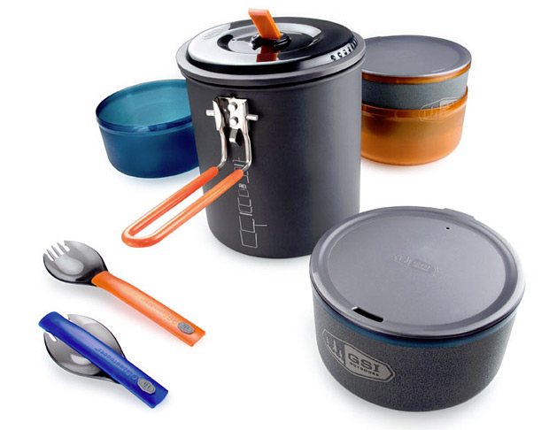 Halulite Microdualist Camp Cookware at werd.com