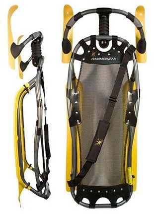 Hammerhead Pro XLD Winter Sled at werd.com