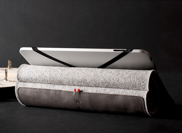 Hardgraft Tilt iPad Case at werd.com