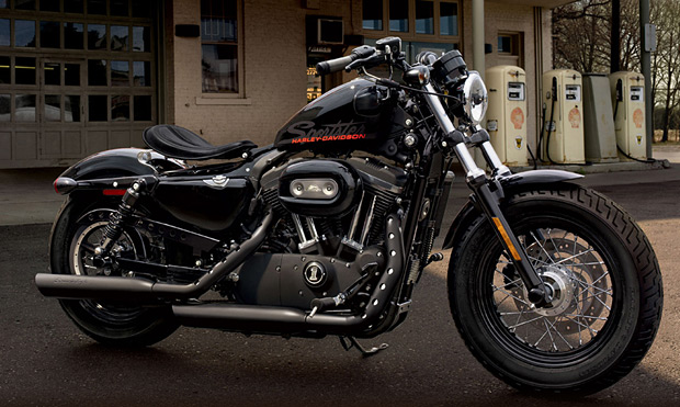 2010 Harley Davidson Sportster Forty-Eight at werd.com