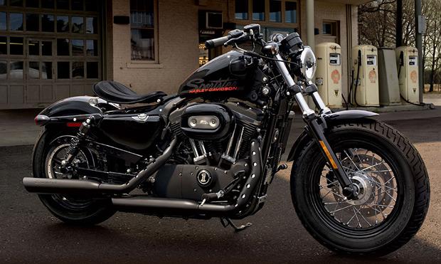 Harley Davidson 2010 Forty Eight. 2010 Harley Davidson Sportster