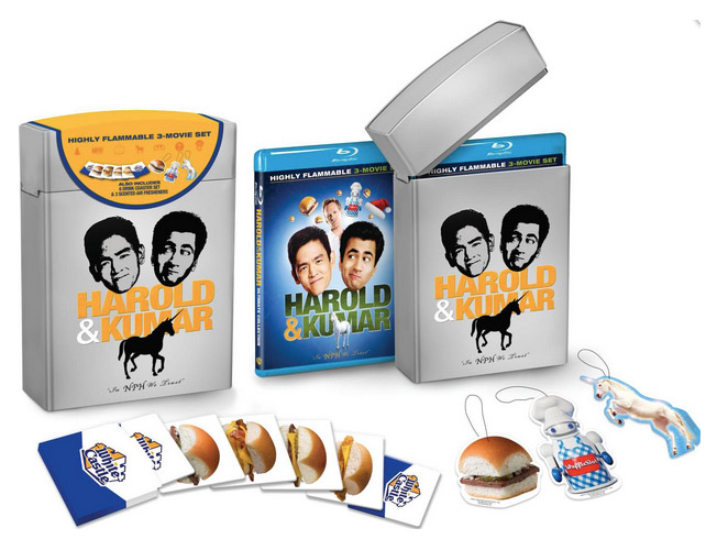 Harold & Kumar Ultimate Collector's Edition at werd.com