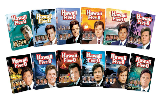 Hawaii Five-O: The Complete Original Series at werd.com