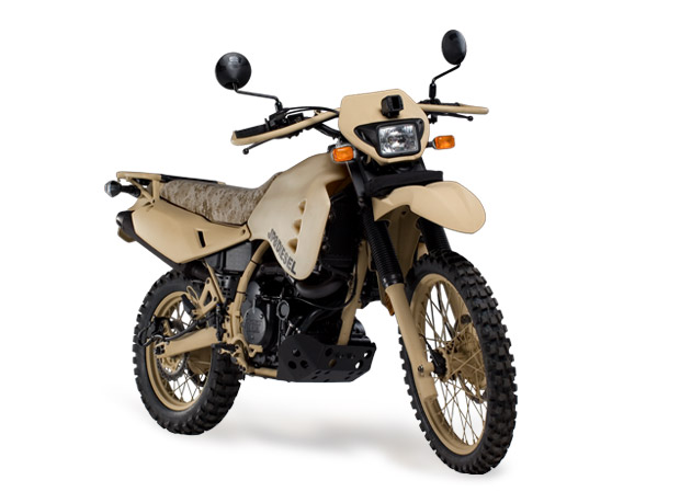 HDT Military Grade Motorcycle at werd.com