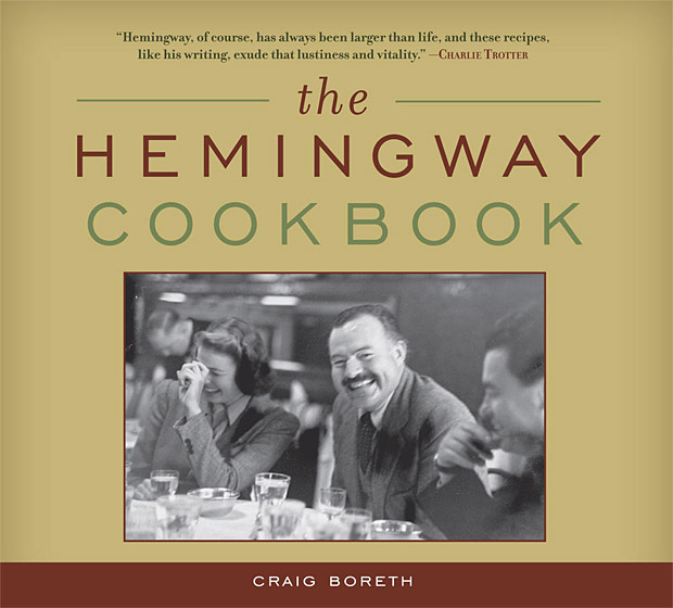 The Hemingway Cookbook at werd.com