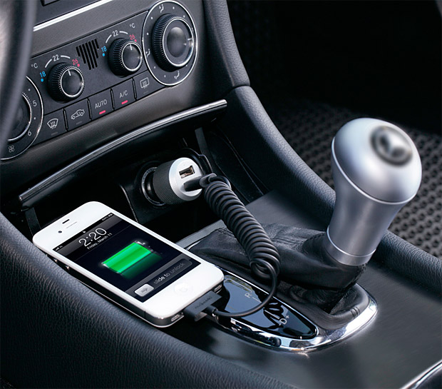 Highway Pro Cigarette Lighter USB Charger at werd.com