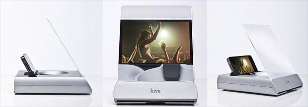 Hive Dock at werd.com