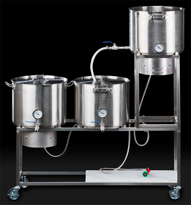 Synergy Home Beer Brewing System at werd.com
