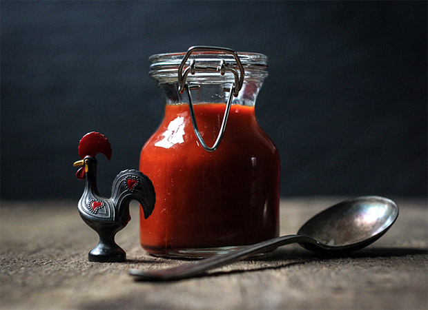 Homemade Sriracha at werd.com