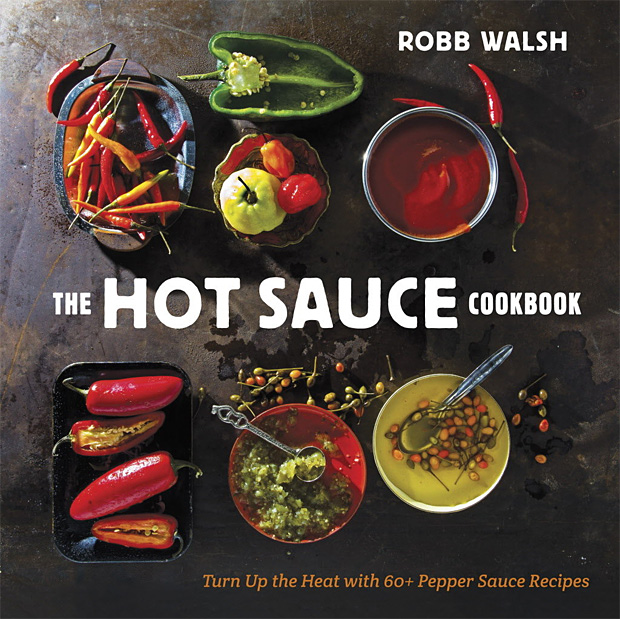 The Hot Sauce Cookbook at werd.com