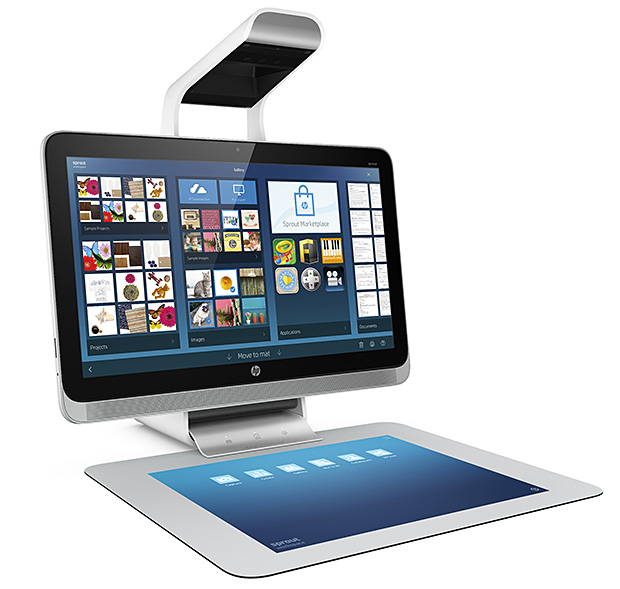 Sprout by HP at werd.com