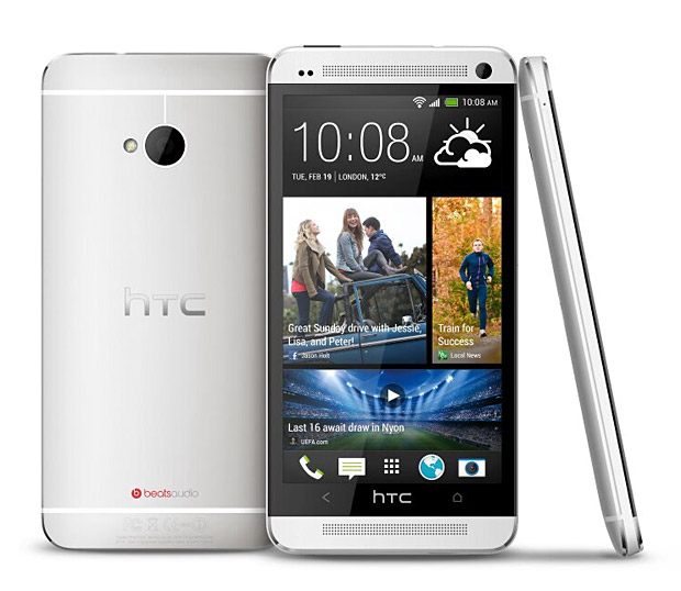 HTC One at werd.com