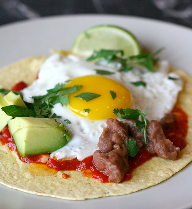 Huevos Rancheros at werd.com