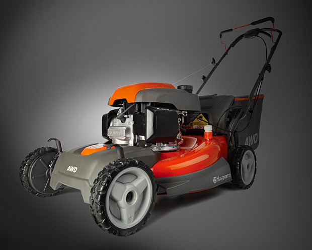 Husqvarna HU800AWD All-Wheel Drive Mower at werd.com