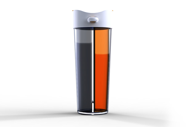 HydraDuo Water Bottle at werd.com