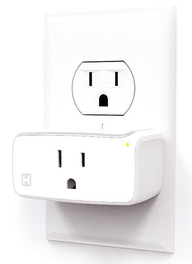 iHome WiFi-enabled Smart Plug at werd.com