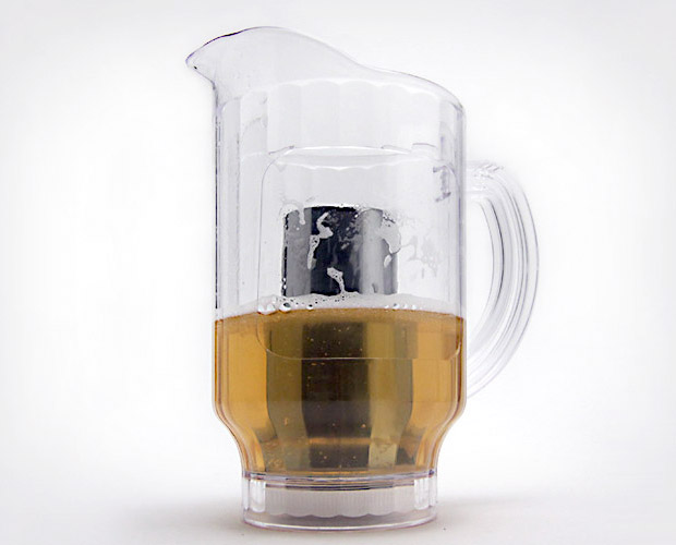 Ice Core Beer Pitcher at werd.com