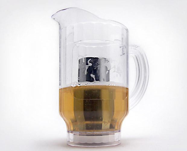 Ice Core Beer Pitcher at werd.com