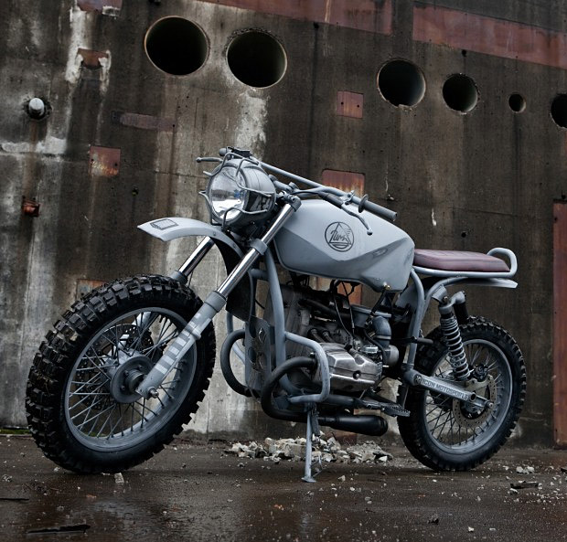 Icon 1000 x Ural Solo sT at werd.com
