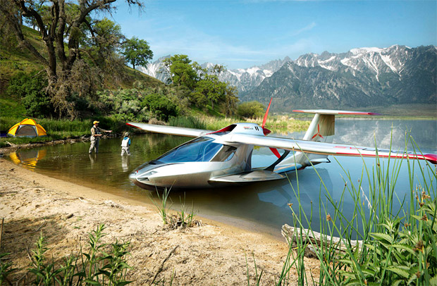 Icon A5 Aircraft at werd.com