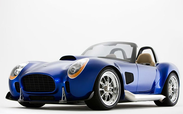 2011 ICONIC AC Roadster at werd.com