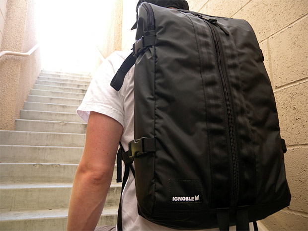 Ignoble Cocoon Backpack at werd.com