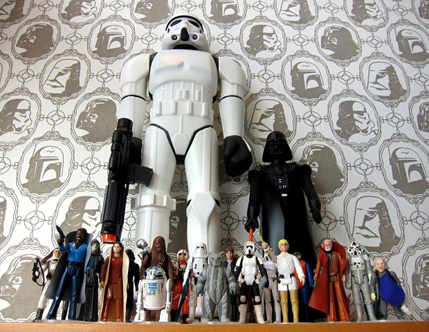 Imperial Forces Wallpaper at werd.com