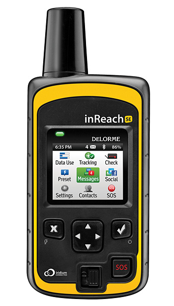 inReach SE at werd.com