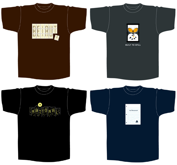 Insound Classic 20 Tees at werd.com