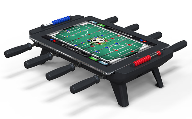 iPad Foosball at werd.com