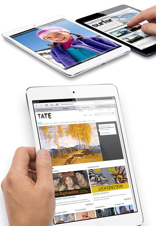 iPad mini at werd.com