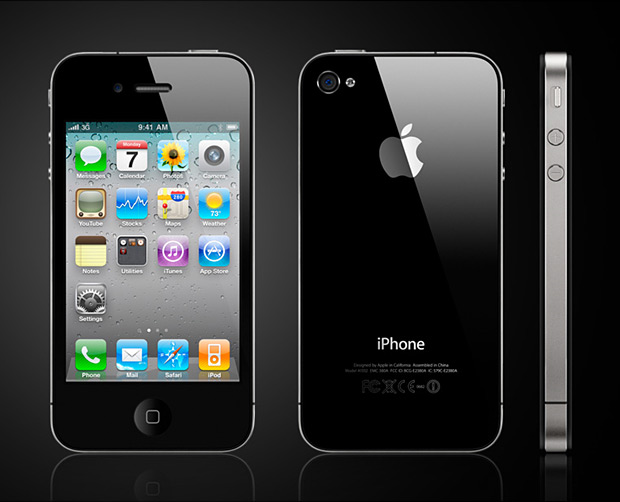 iPhone 4 at werd.com