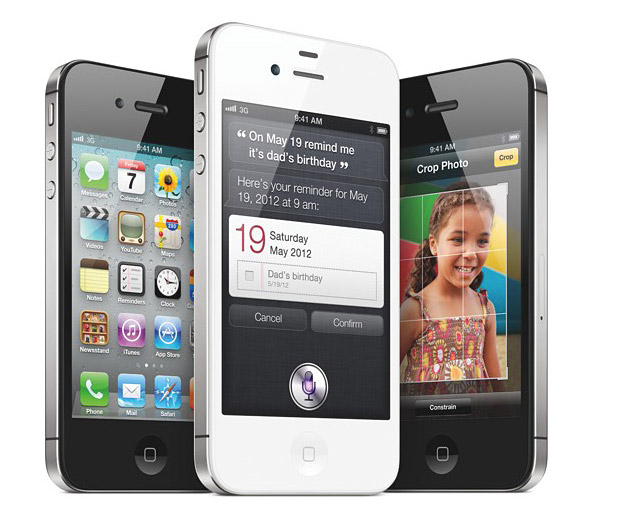 Apple iPhone 4S at werd.com