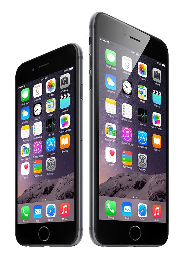 Apple iPhone 6 & 6 Plus at werd.com