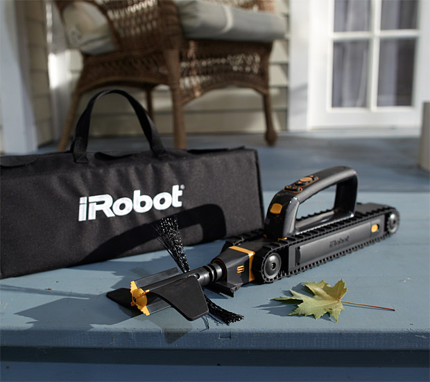 iRobot Looj 330 Robot do czyszczenia rynien - 5287117474 ...