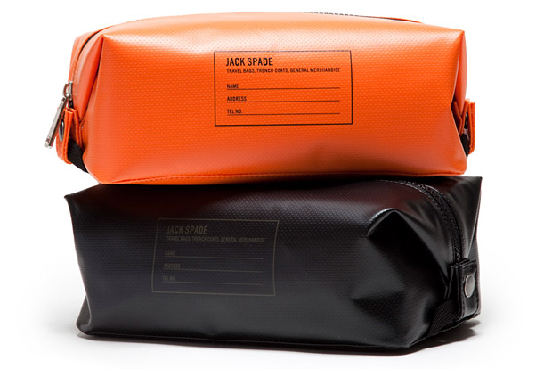 Jack Spade Dry Dopp Kit at werd.com