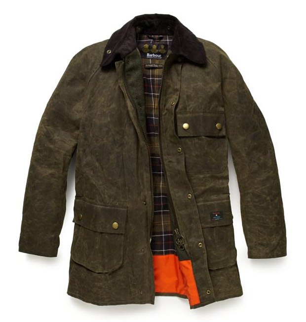 Jack Spade x Barbour Plimpton Jacket at werd.com