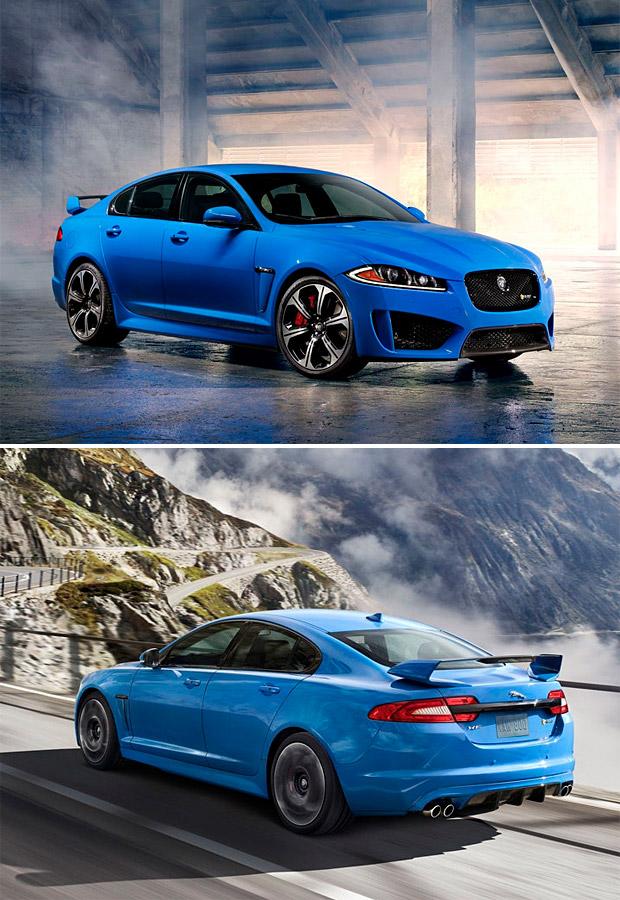 2014 Jaguar XFR-S at werd.com