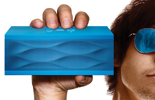 Jawbone Jambox at werd.com