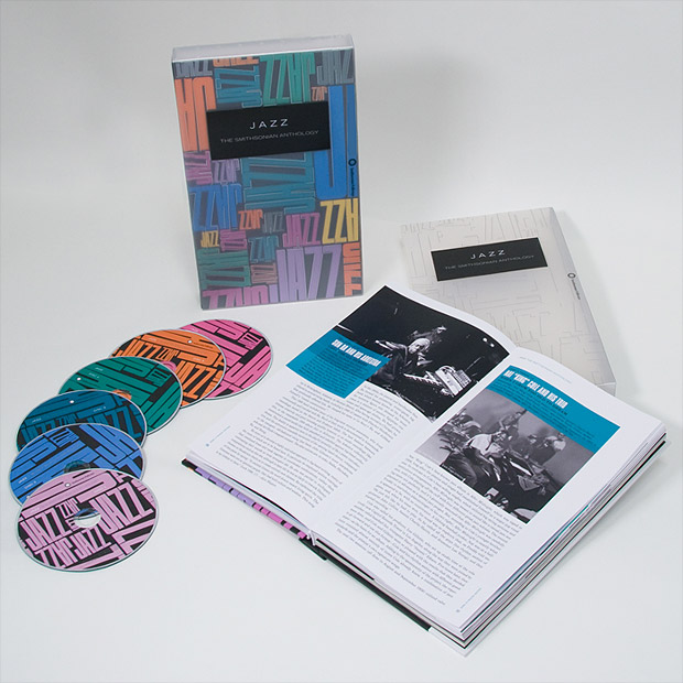 Jazz: The Smithsonian Anthology at werd.com