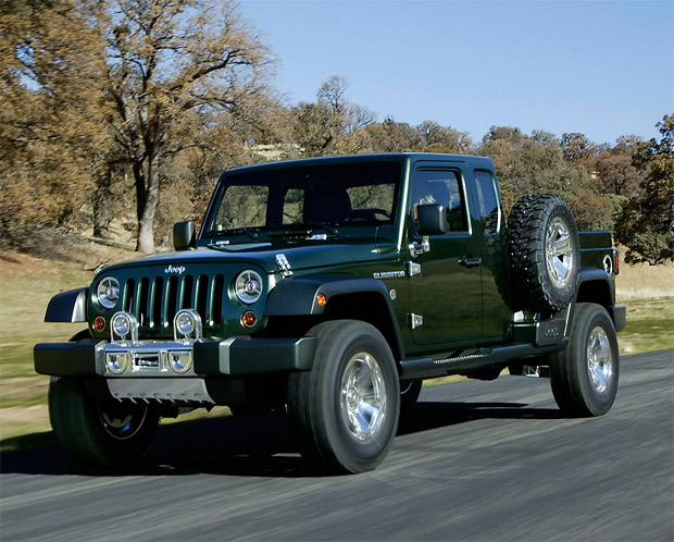 2012 Jeep Gladiator at werd.com