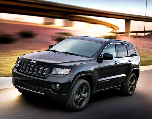 Jeep Grand Cherokee Laredo X – give it a name for a chance to win one at werd.com