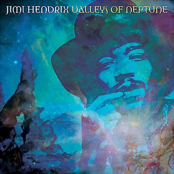 Jimi Hendrix – Valleys of Neptune at werd.com
