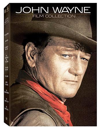 The John Wayne Film Collection at werd.com