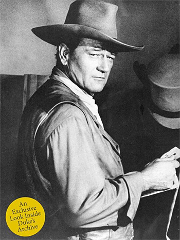 John Wayne: The Legend and the Man at werd.com