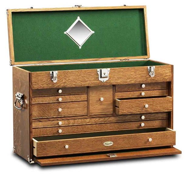 Journeyman Tool Chest at werd.com