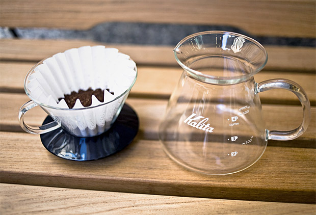 Kalita Wave Coffee Dripper at werd.com