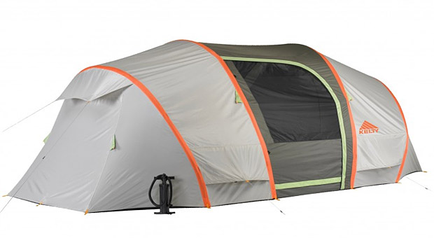 Kelty Airpitch Inflatable Tent at werd.com