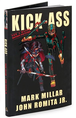 Kick-Ass Hardcover at werd.com