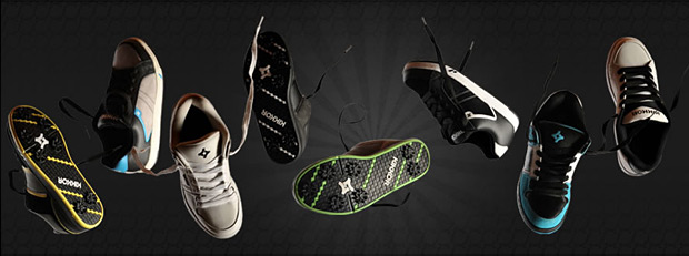 Kikkor Golf Shoes at werd.com